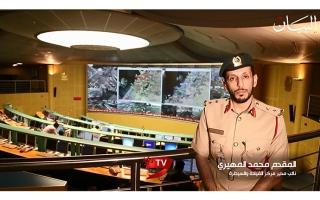 الصورة: غرفة القيادة في شرطة دبي.. مهارات فائقة للسيطرة!