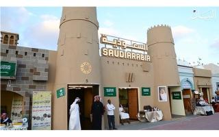 الصورة: مهرجان الشيخ زايد التراثي يحتضن الثقافات العربية