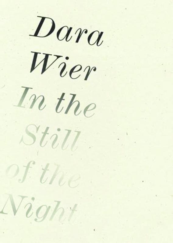 ديوان «في سكون الليل»