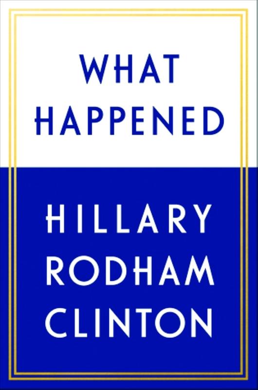 كتاب «ماذا حدث»