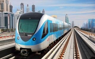 """الصورة: مركز التحكم بمترو دبي: """"صمام الأمان للقطارات """""""