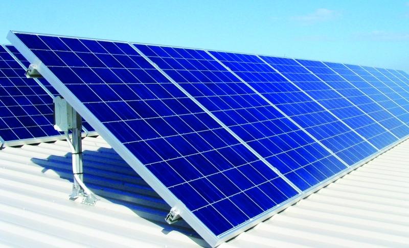 الصورة : نمو كبير في الطلب على الألواح الشمسية الكهروضوئية  |  البيان