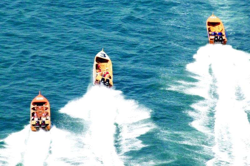 سباق «شكراً محمد بن زايد» في بحر الصفوح غداً البيان