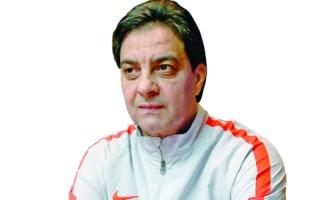 الصورة: أحمـد راضـي: الرياضـة العراقية تــــعيش حالة فوضى