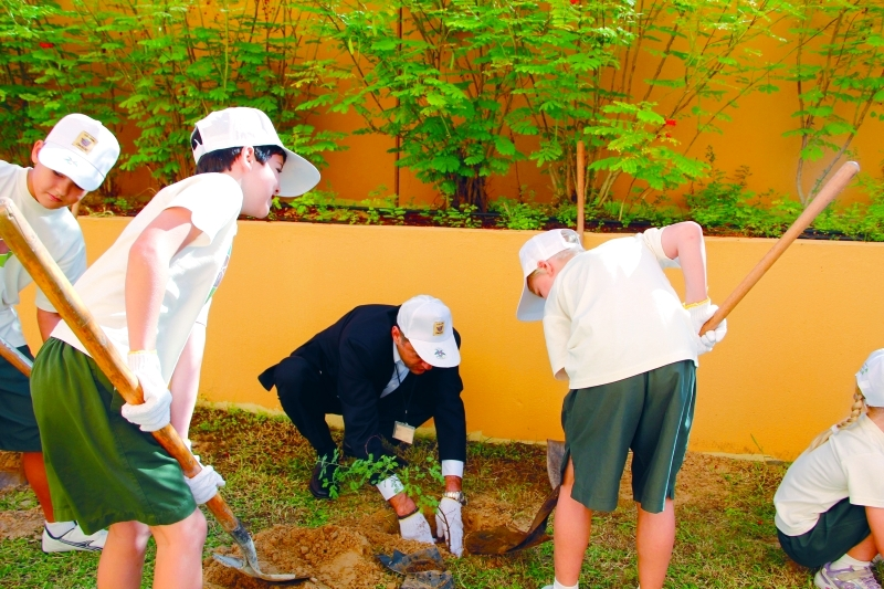 الصورة : مجموعة الإمارات للبيئة تسهم  في تنمية روح المنافسة والتحدي بين أفراد المجتمع |  من المصدر