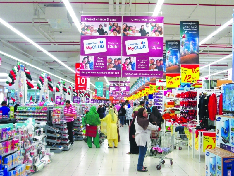 الصورة : اقتصادية دبي تتابع الأسواق عن كثب  |  البيان