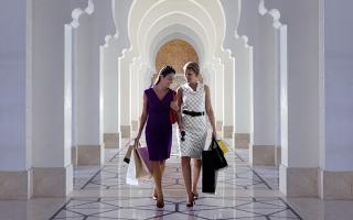 الصورة: الصورة: مساعد خاص للتسوق.. آخر الابتكارات في دبي