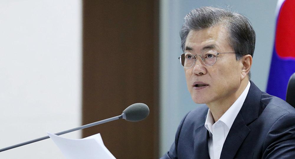 رئيس كوريا الجنوبية مستعد للقاء زعيم الجارة الشمالية