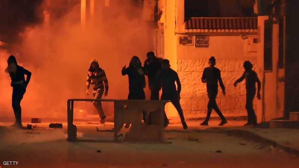 هجوم بـ «المولوتوف» على مدرسة يهودية في تونس