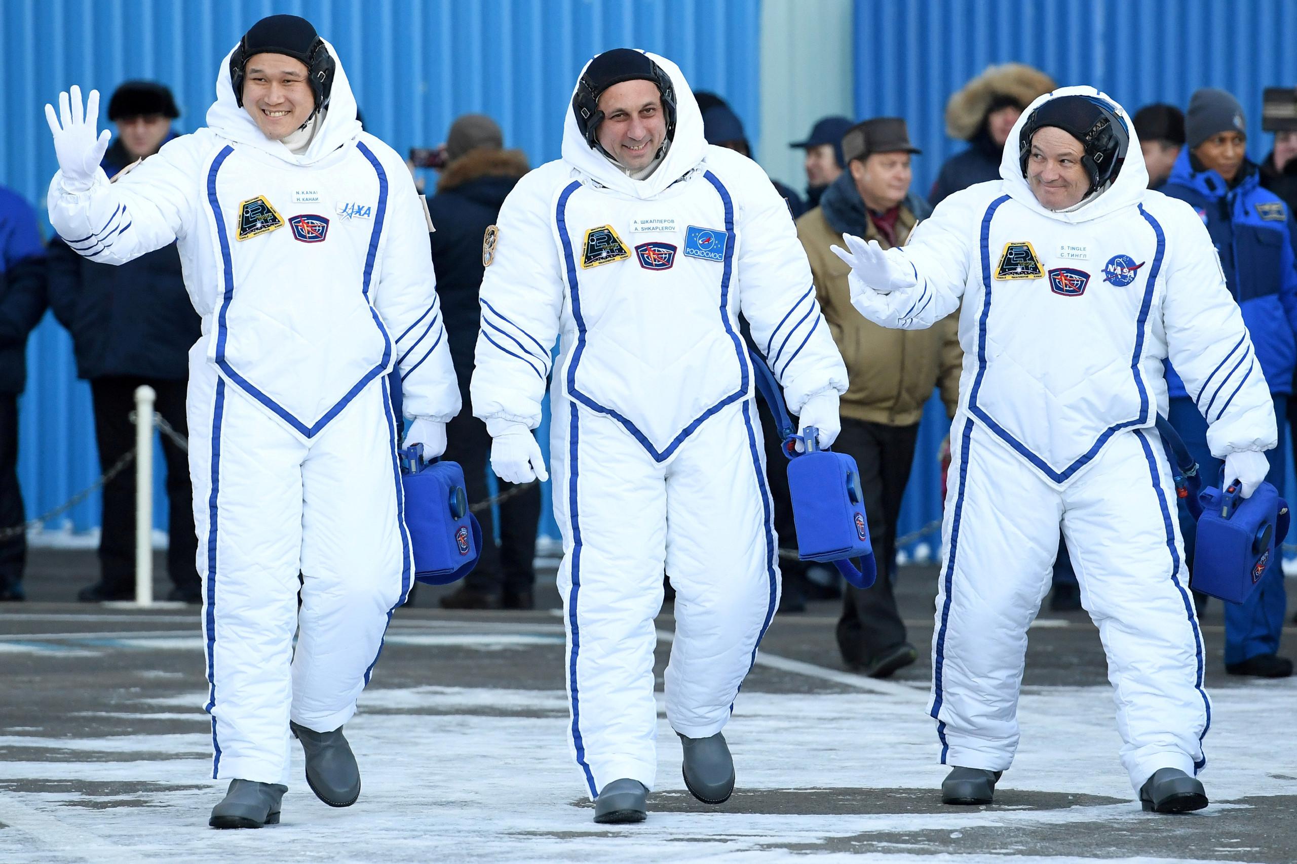 طول البشر يزيد في الفضاء!