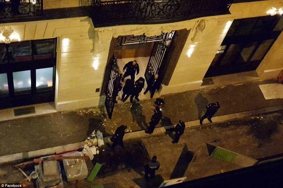 بالفيديو.. سرقة مجوهرات بالملايين في سطو مسلح على فندق ريتز باريس