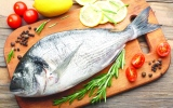 الصورة: هل يؤثر تجميد السمك في فوائده الغذائية؟