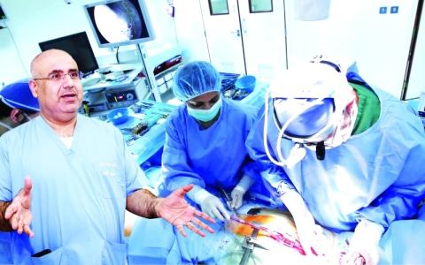 الصورة: الصورة: 50 مليوناً لأجهزة حديثة في مستشفى القاسمي
