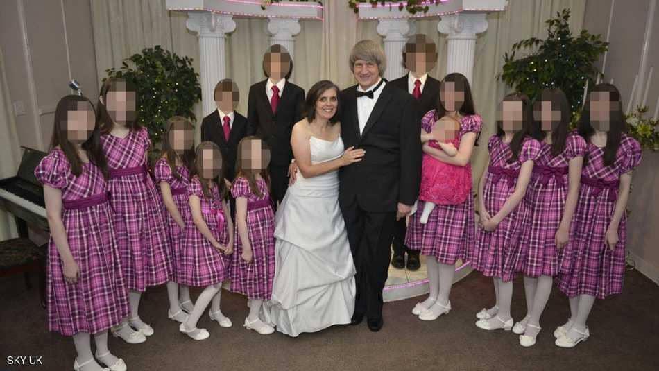 اعتقال والدين عذبا أبناءهما الـ 13