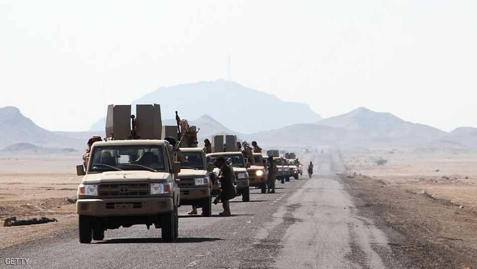 تقدم جديد للشرعية في معقل ميليشيات الحوثي الإيرانية
