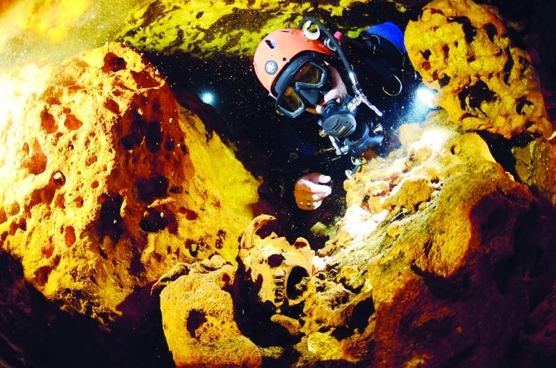 الصورة : Ⅶ اكتشاف يلقي المزيد من الضوء على حضارة المايا القديمة  |  رويترز