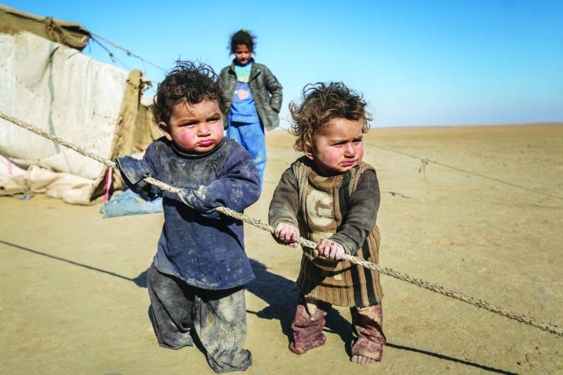 الصورة : 7 سنوات من الحرب والدمار دفع ثمنها المدنيون السوريون موتاً وتشريداً ولجوءاً     أرشيفية
