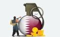 الصورة: الإمارات تطالب المجتمع الدولي بمواجهة قرصنة قطر