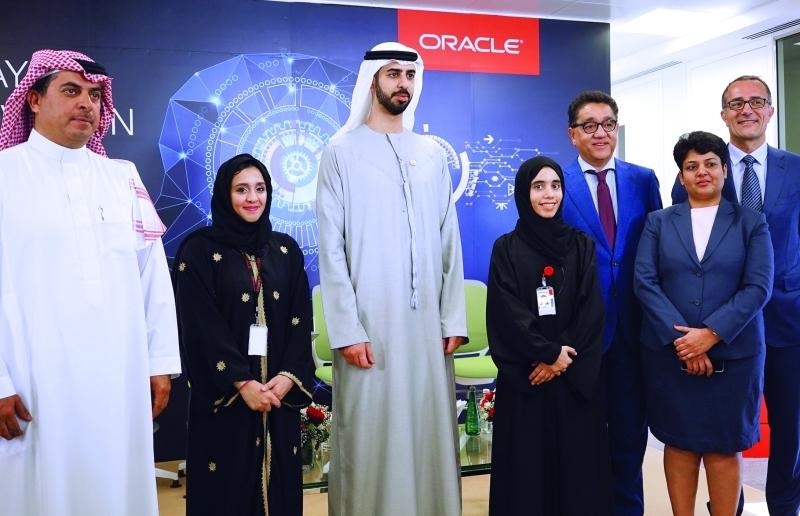 أوراكل تدشّن «مركز زايد للابتكار» بمقرها في دبي - البيان