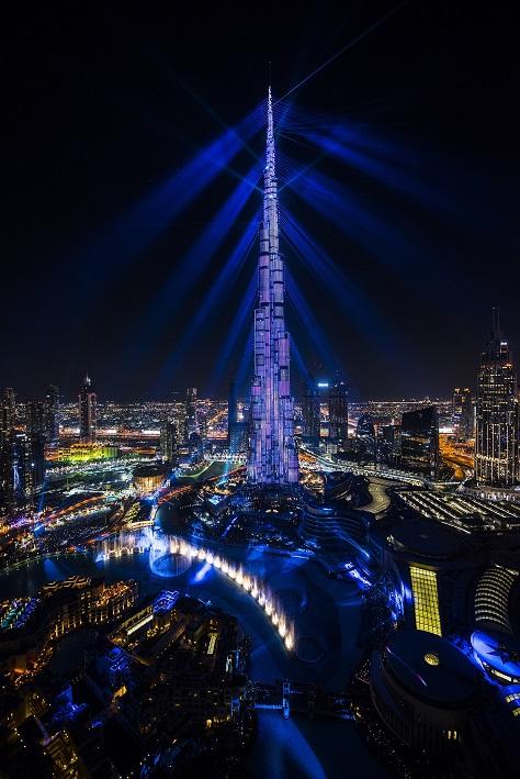 فرصة لعرض إبداعاتكم الفنية على  «برج خليفة»