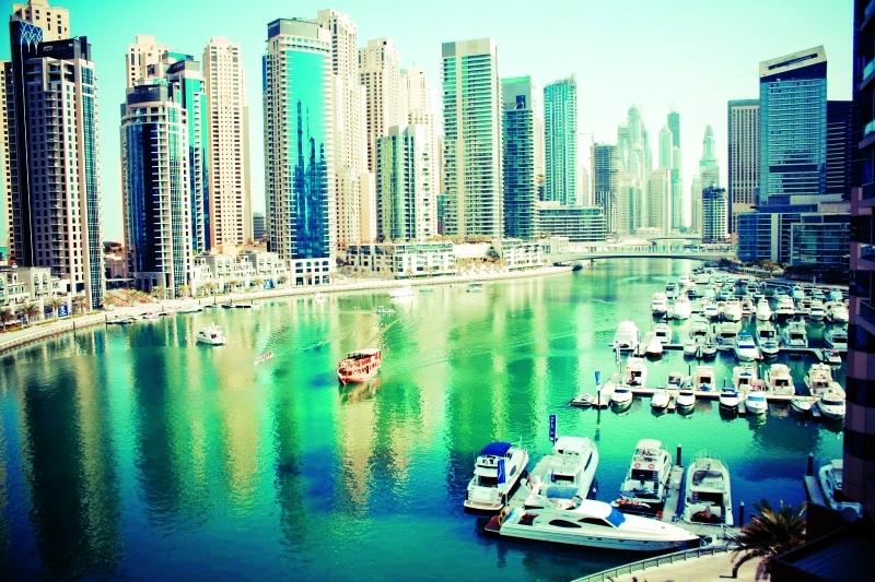 مشاريع دبي الفريدة تعيد تعريف الفخامة - البيان