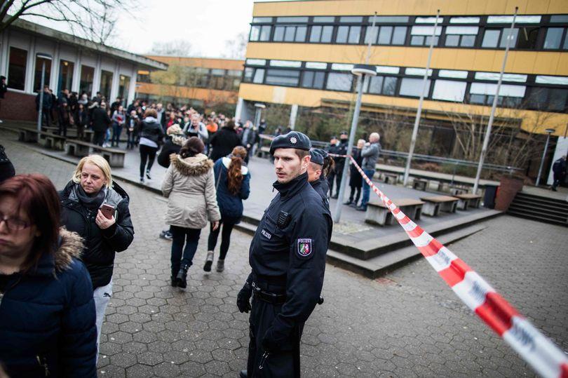 مقتل فتى طعنا بسكين داخل مدرسة في ألمانيا