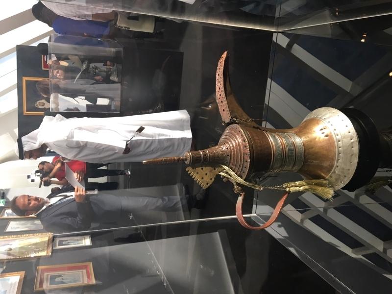 دلة كانت تستخدم في مجلس الشيخ زايد