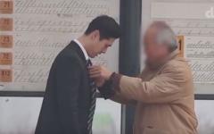 الصورة: فيديو مؤثر لشاب يختبر إنسانية من حوله وهكذا كانت الردود!