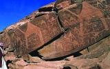 الصورة: فنون الصخر في حائل  أكبر متحف طبيعي في العالم