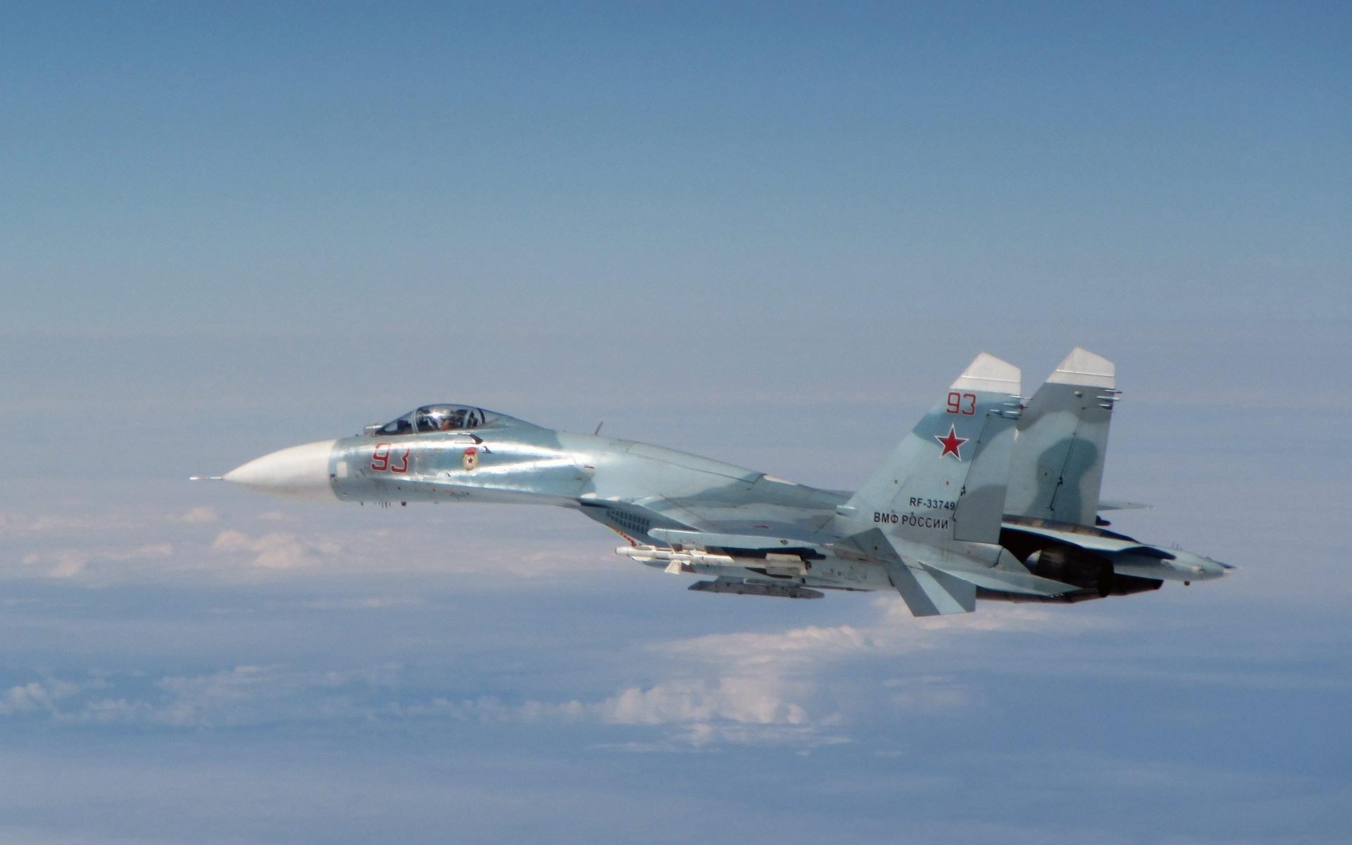 موسكو : اعترضنا طائرة تجسس أميركية