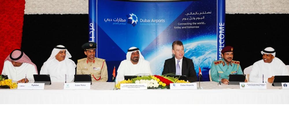 مطارات دبي تلتزم باستخدام السيارات الصديقة للبيئة