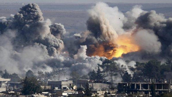 مسؤول أميركي يوضح ضربة الأربعاء «النادرة» في سوريا