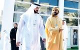 الصورة: محمد بن راشد: الملتقى الأكبر عالمياً يستشرف الجيل القادم من الحكومات