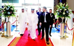 الصورة: انطلاق فعاليات ميدلاب 2018 في دبي