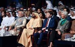 الصورة: القمة العالمية للحكومات.. الإمارات مصنّع المستقبل