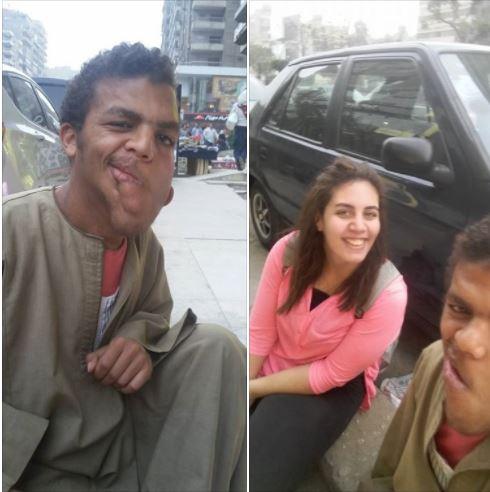 قصة شاب مصري وفتاة ثرية هزت مواقع التواصل