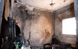 الصورة: شرطة الشارقة تكشف ملابسات الحريق الذي شب بإحدى بنايات منطقة البطينة