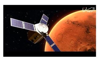 الصورة: تجارب الإمارات الفضائية تلهم العالم