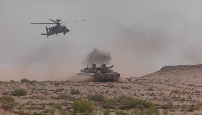القوات المسلحة تواصل استعداداتها لـ «حصن الاتحاد 3» بالعين في 24 فبراير