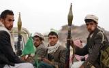 الصورة: 1086 حالة انتهاك ارتكبتها ميليشيا الحوثي خلال يناير