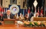 الصورة: أمير الكويت: نجاح مؤتمر الإعمار ضمان لاستقرار العراق
