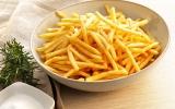 الصورة: حقيقة العلاقة بين البطاطا المقلية وتساقط الشعر