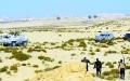 الصورة: سيناء.. أرض الفيروز تواجه الإرهاب بالتنمية