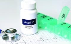 الصورة: تحذير من التوقف عن العلاج بالأسبرين
