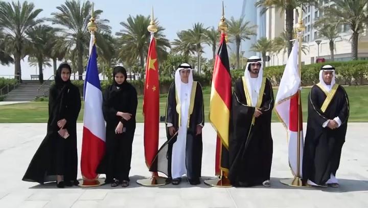 الإمارات تعيين تلاميذ سفراء في عدد من الدول الصديقة - البيان