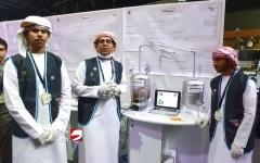 الصورة: 4 ابتكارات طلابية تعزز حضور المدرسة الإماراتية