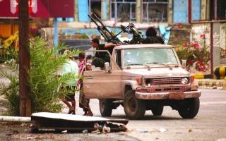 التحالف يقصف تعزيزات للحوثيين في الدريهمي والصليف