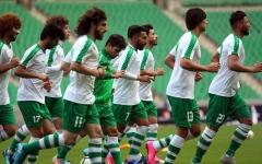 الصورة: العراق يفوز على الأخضر في مباراة تاريخية بالبصرة