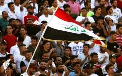 الصورة: المنتخب السعودي يكسر الحظر المفروض على ملاعب العراق