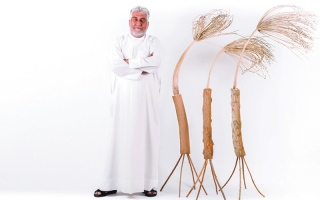 الصورة: محمد يوسف: الحركة التشكيلية في الإمارات مدينة لروّاد الفن